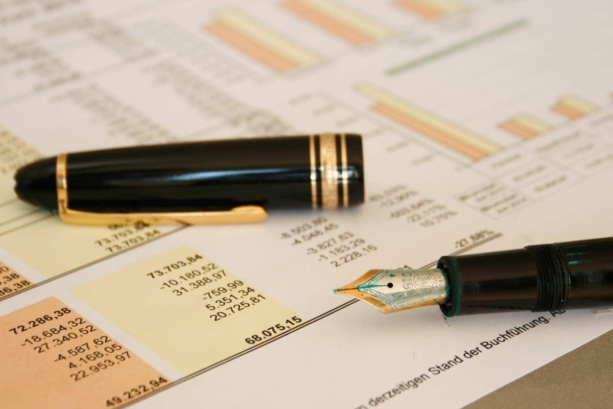 Bild Finanzbuchführung